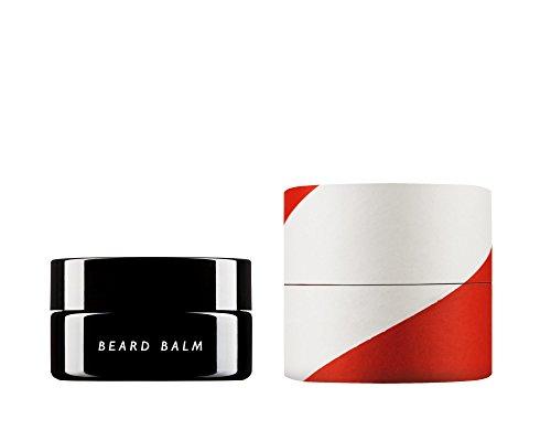 OAK BEARD BALM I balsamo per barba (50 ml): Dona alla barba morbidezza, tenuta e lucentezza. Trattamento naturale per la barba folta. Cosmetico naturale certificato di Berlino.