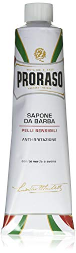Proraso - Sapone da Barba, Pelli Sensibili, Anti-Irritaizone - 150 ml