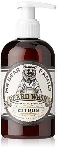 Mr Bear Family Sapone Da Barba, Citrus, 250 ml
