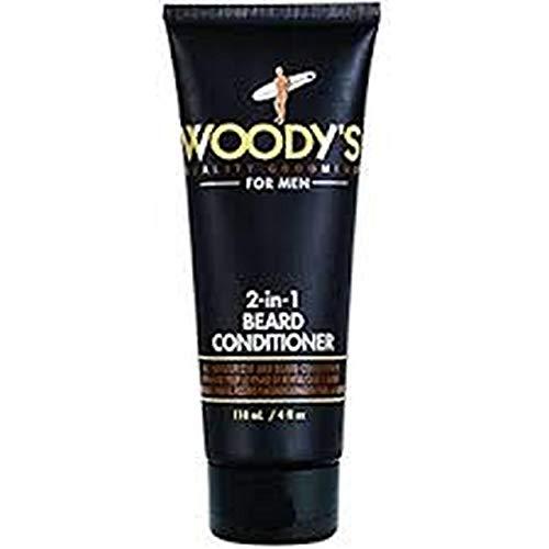 Woodys, Ammorbidente da barba, 2 in 1, Da 118 g