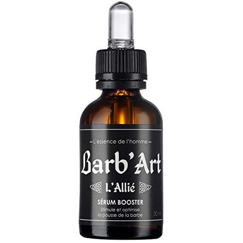 Barb'Art - Olio da barba e siero al ricino, 30 ml