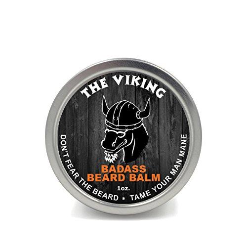 Badass Beard Care Baume barbe Viking Profumo 1 oz