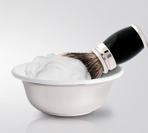 pennello da barba Plisson
