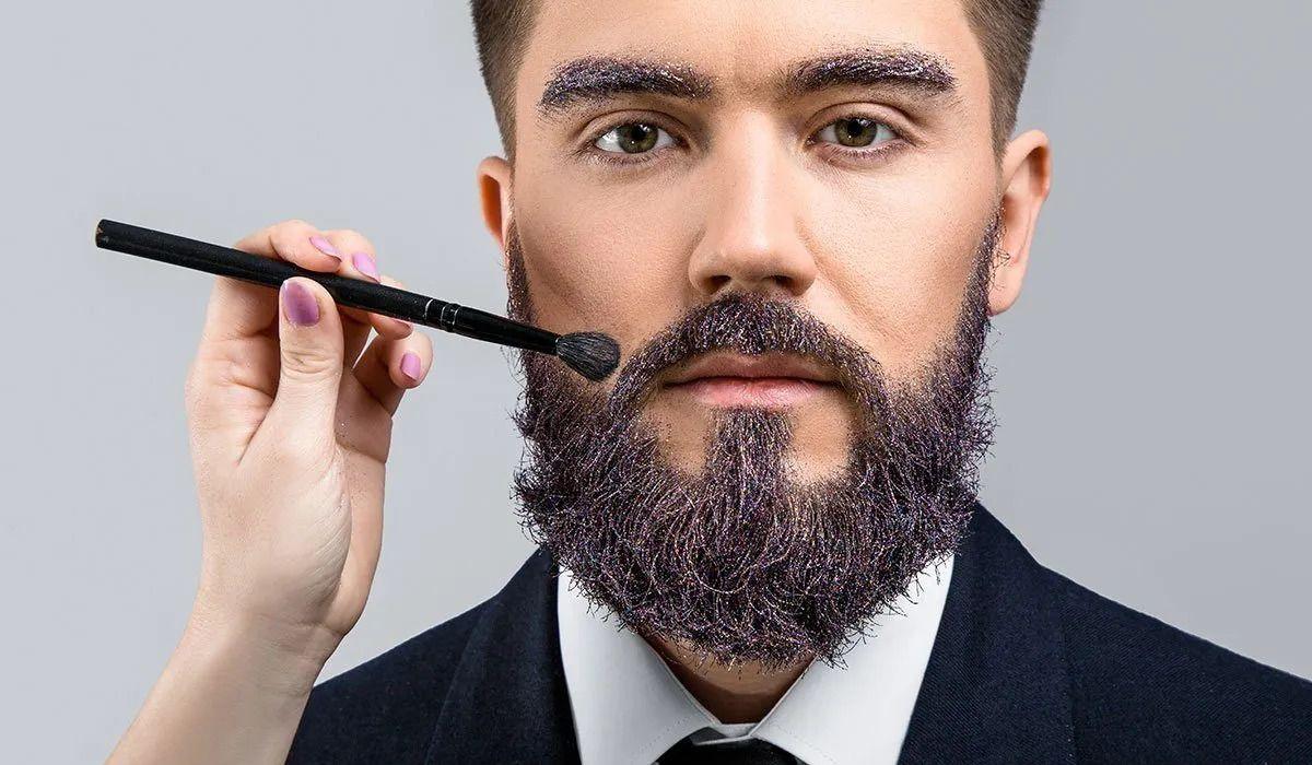 tinta barba