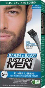 tinta per barba