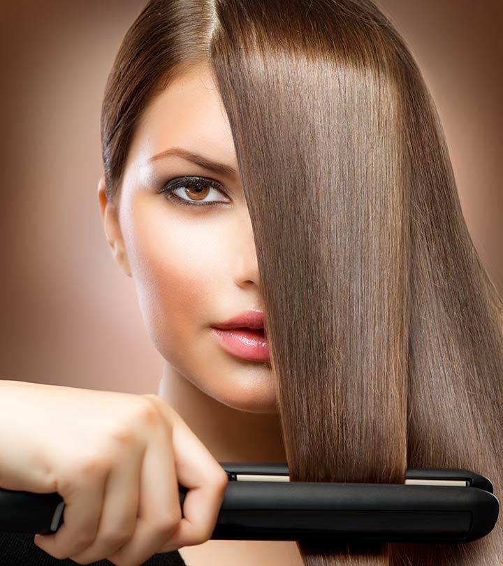 piastra bellezza capelli